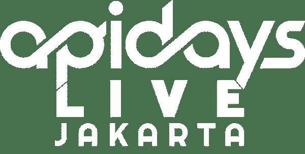 Apidays live Jakarta