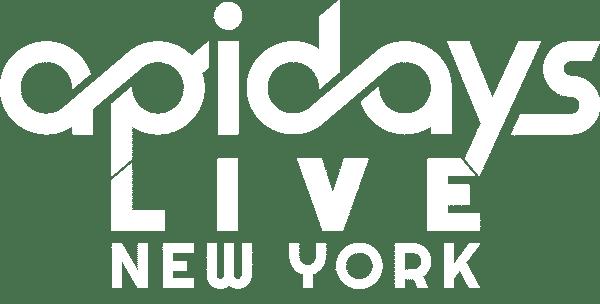 Apidays live NY