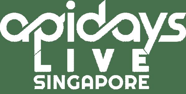 Apidays live Singapore