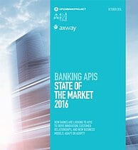 The State of Banking APIs
